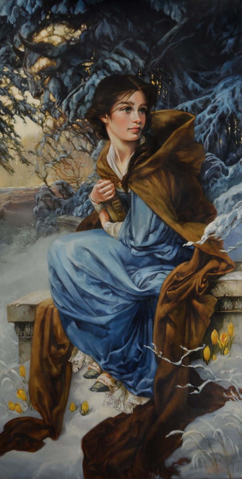 Heather Theurer Beauty and the Beast