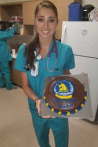 Sara Sellers - Nurse - Bost Marathon