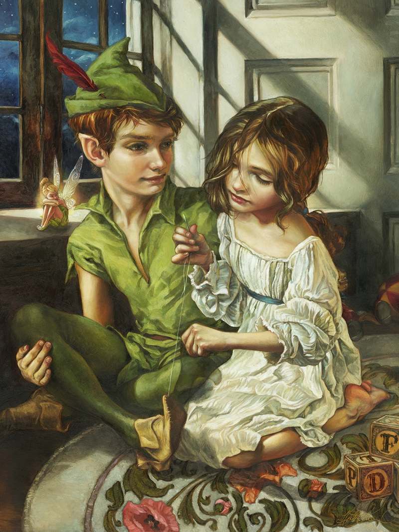 Heather Theurer Peter Pan