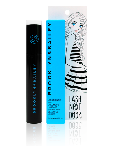 Brooklyn and Bailey Lash next door mascara