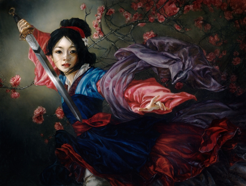 Heather Theurer Mulan