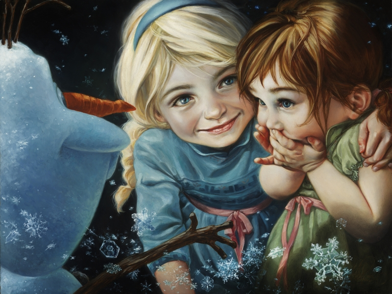 Heather Theurer Frozen