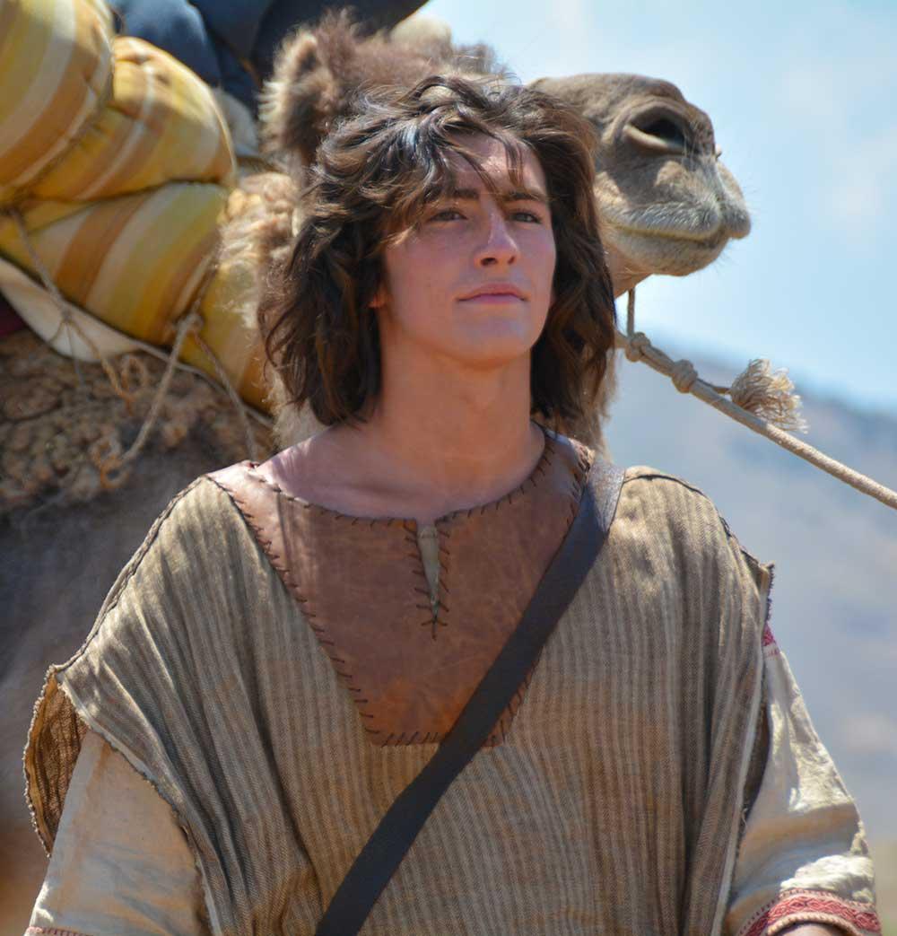 Nephi Actor Jackson VanDerwerken