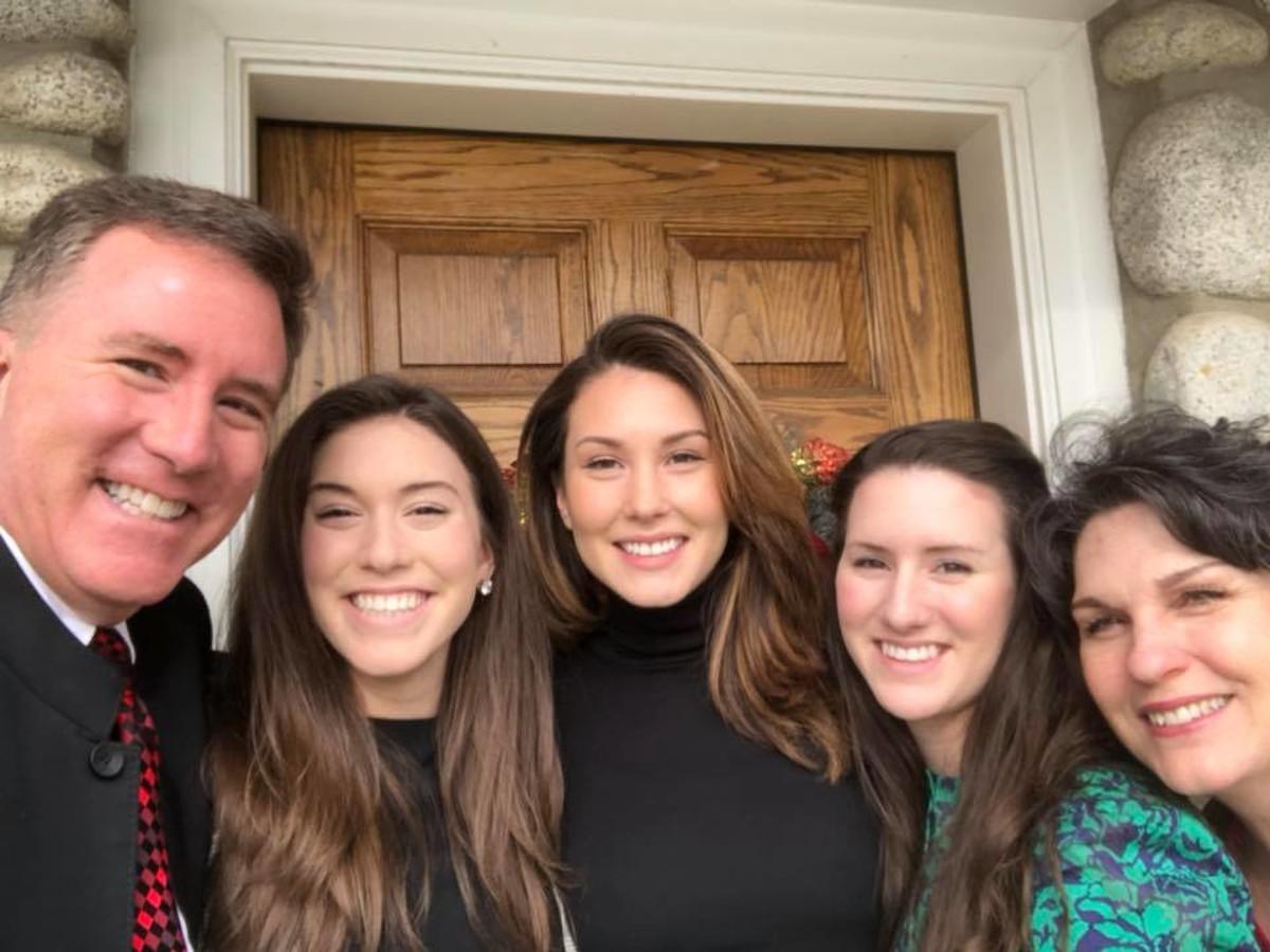 Loren Allred Family
