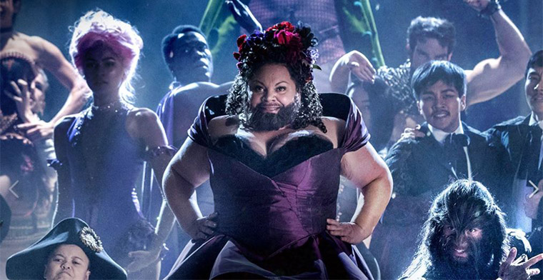 Keala Settle — The Bearded Lady