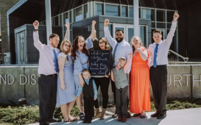LDS Couple Adopts 6 Foster Siblings