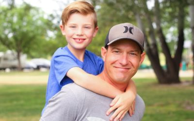 9-Year-Old CEO and Dad Learn How to Lift Where They Stand