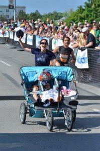 Theresa Pitts - Guinness World Record - Missoula Marathon