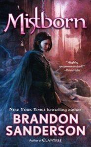 Brandon Sanderson - Mistborn