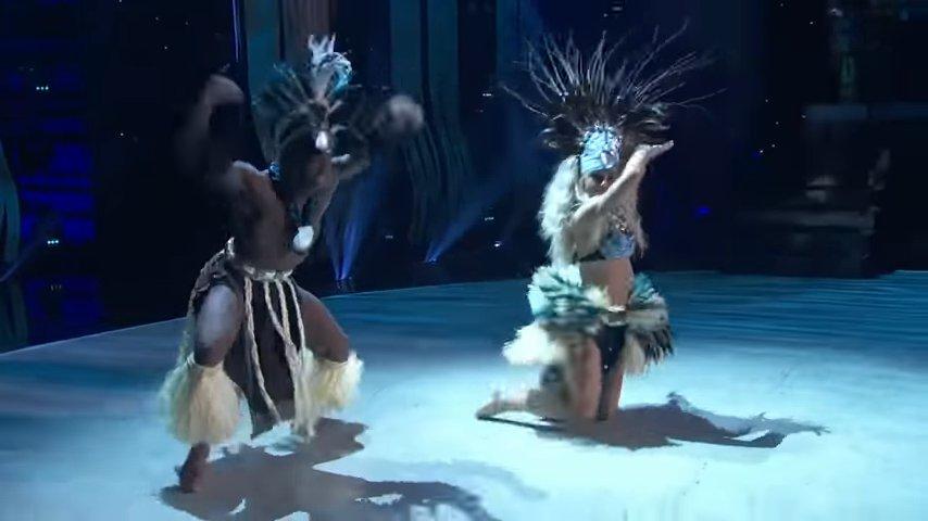 Jensen Arnold - Tahitian Dance