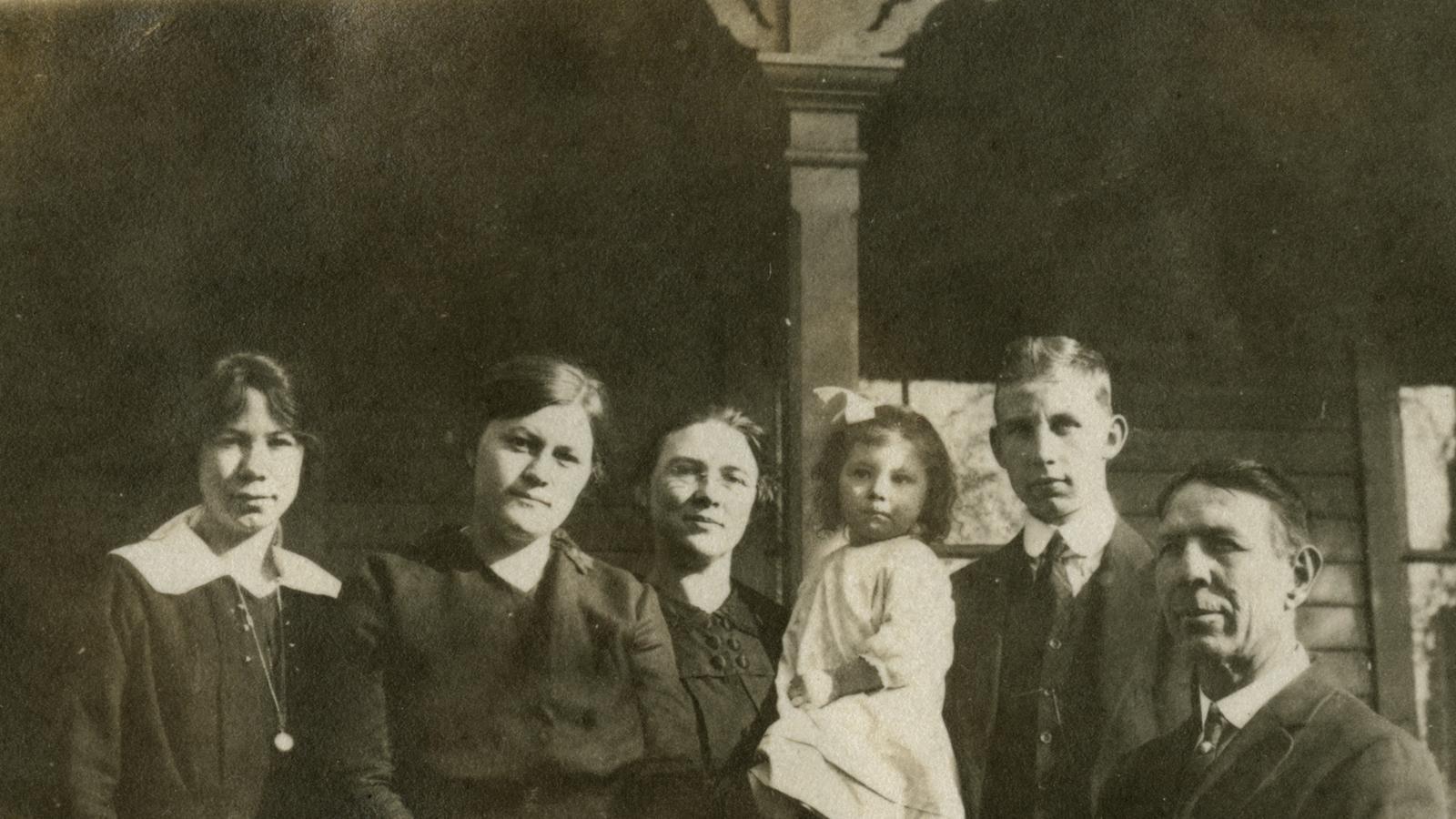Willard Bean - Family