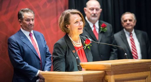 Ruth V. Watkins - 16th President of U of U