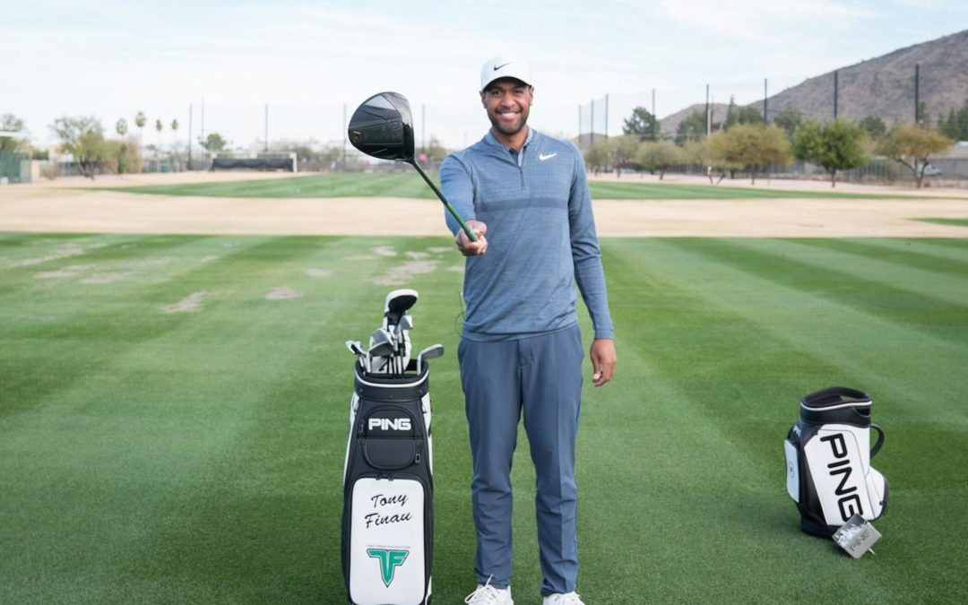 Tony Finau is First Native Utahn to be Named to United States Ryder Cup Team