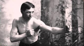 Fighting Mormon Preacher - Willard Bean