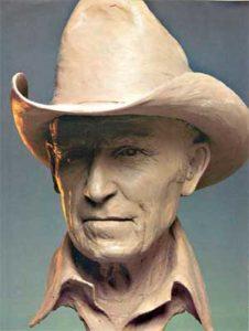 Earl Wesley Bascom Sculpture