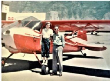Dwayne Rolfson - Pilot