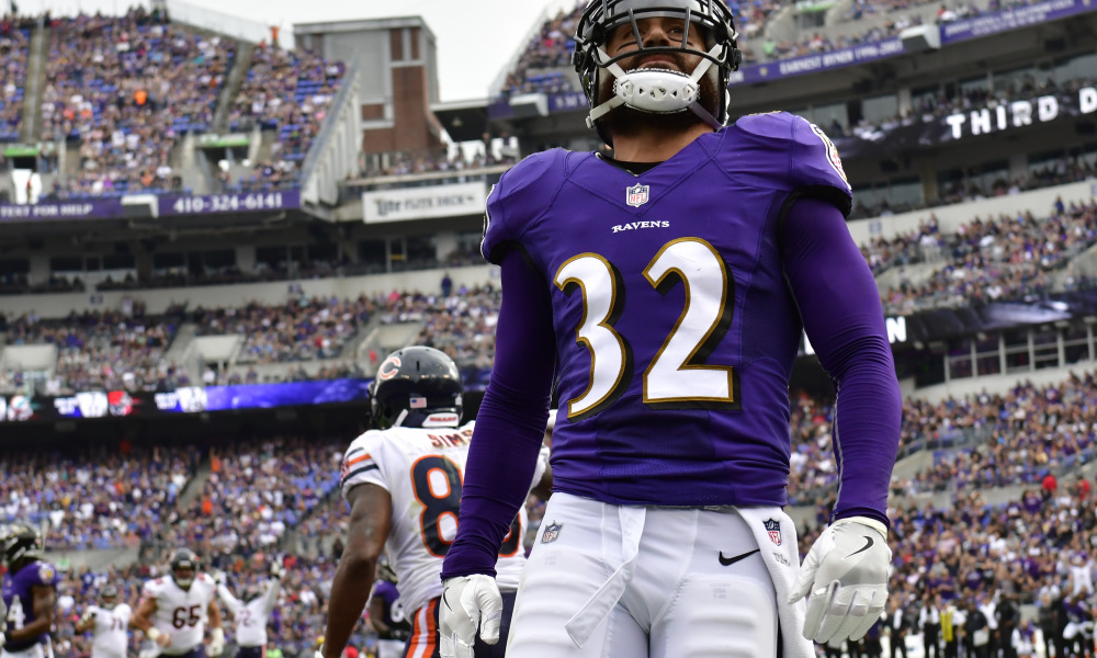 Eric Weddle - Baltimore Ravens
