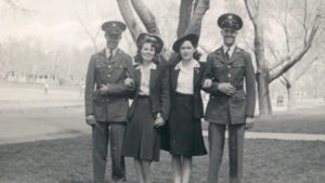 Ralph and Boyd Henderson and Wives
