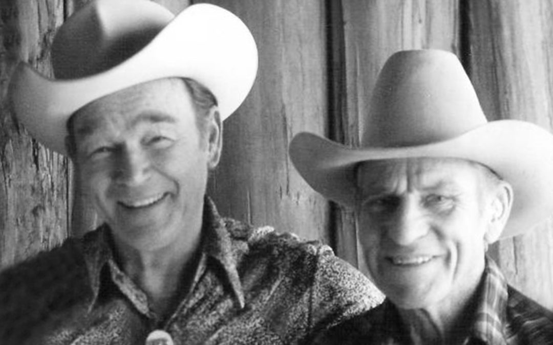 Roy Rogers and Esarl Bascom