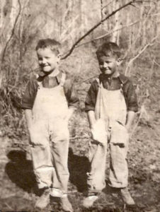 Twin Brothers - Ralph and Boyd Henderson