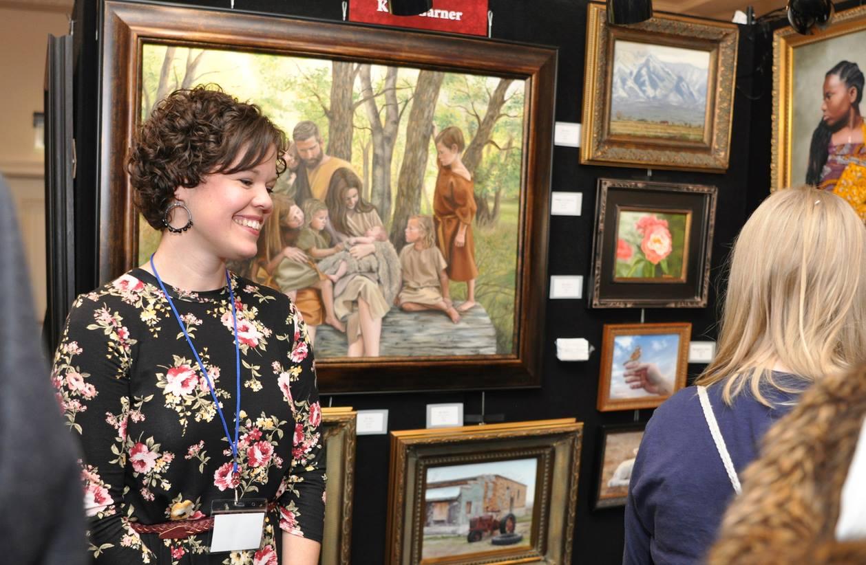 Katie Garner Paintings