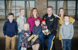 Brent Taylor Family