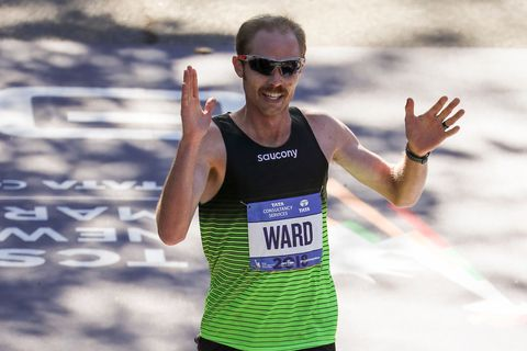 Jared Ward Earns Best Finish of U.S. Men in New York Marathon