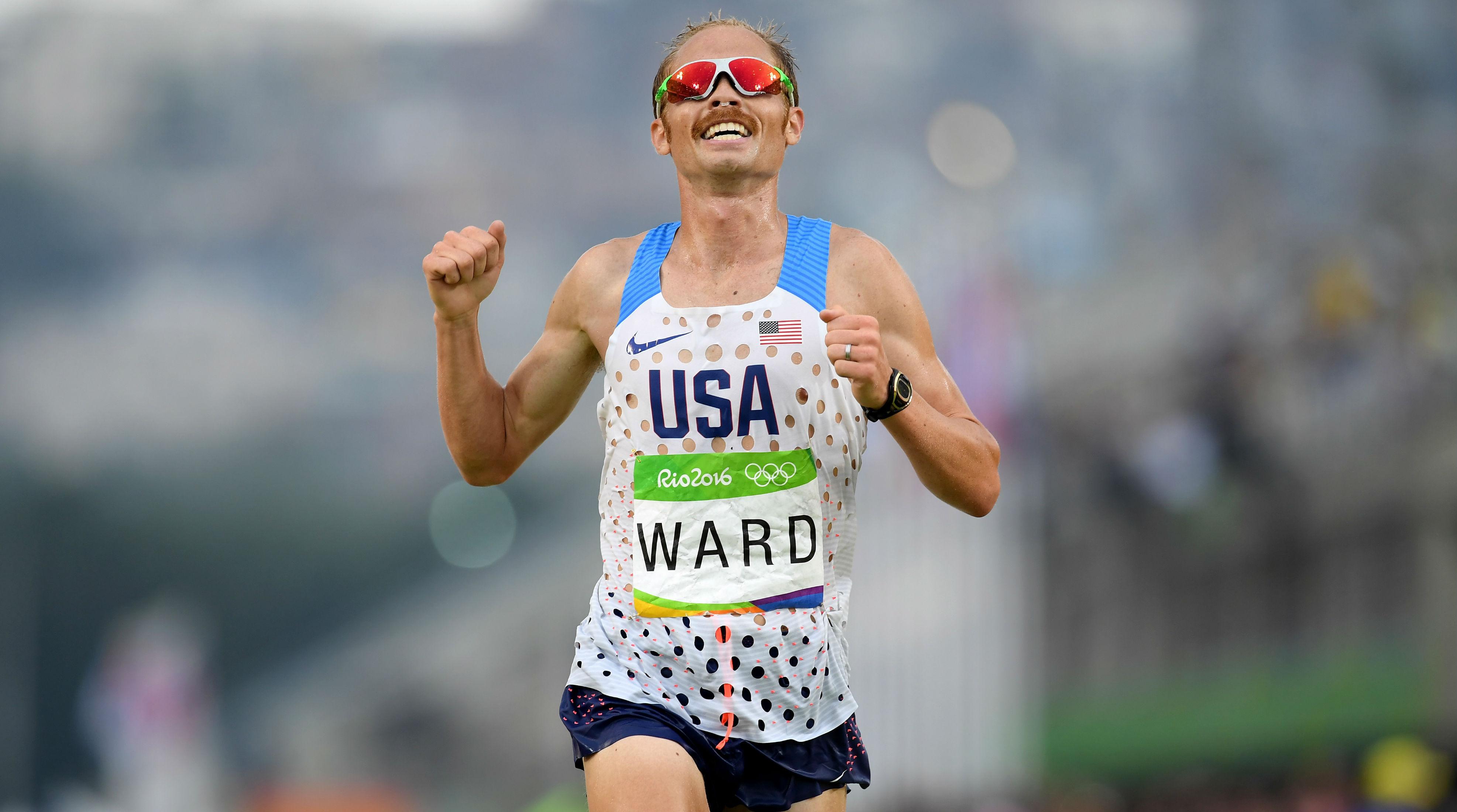 Jared Ward - NYC Marathon