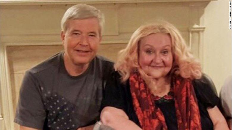 Keith Pugmire and Kathy Felt