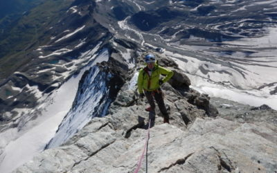69-Year-Old Patriarch from Placentia California Stake Conquers the Matterhorn