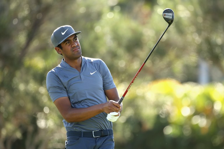 Tony Finau Gives Thanks for Blessings and Gives Back to His Community
