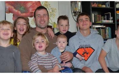 LDS Widower with Seven Kids Receives Gift from Secret Santa
