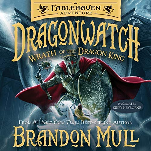 Brandon Mull's New Fantasy Novel Reaches #1 on New York Times Bestsellers List