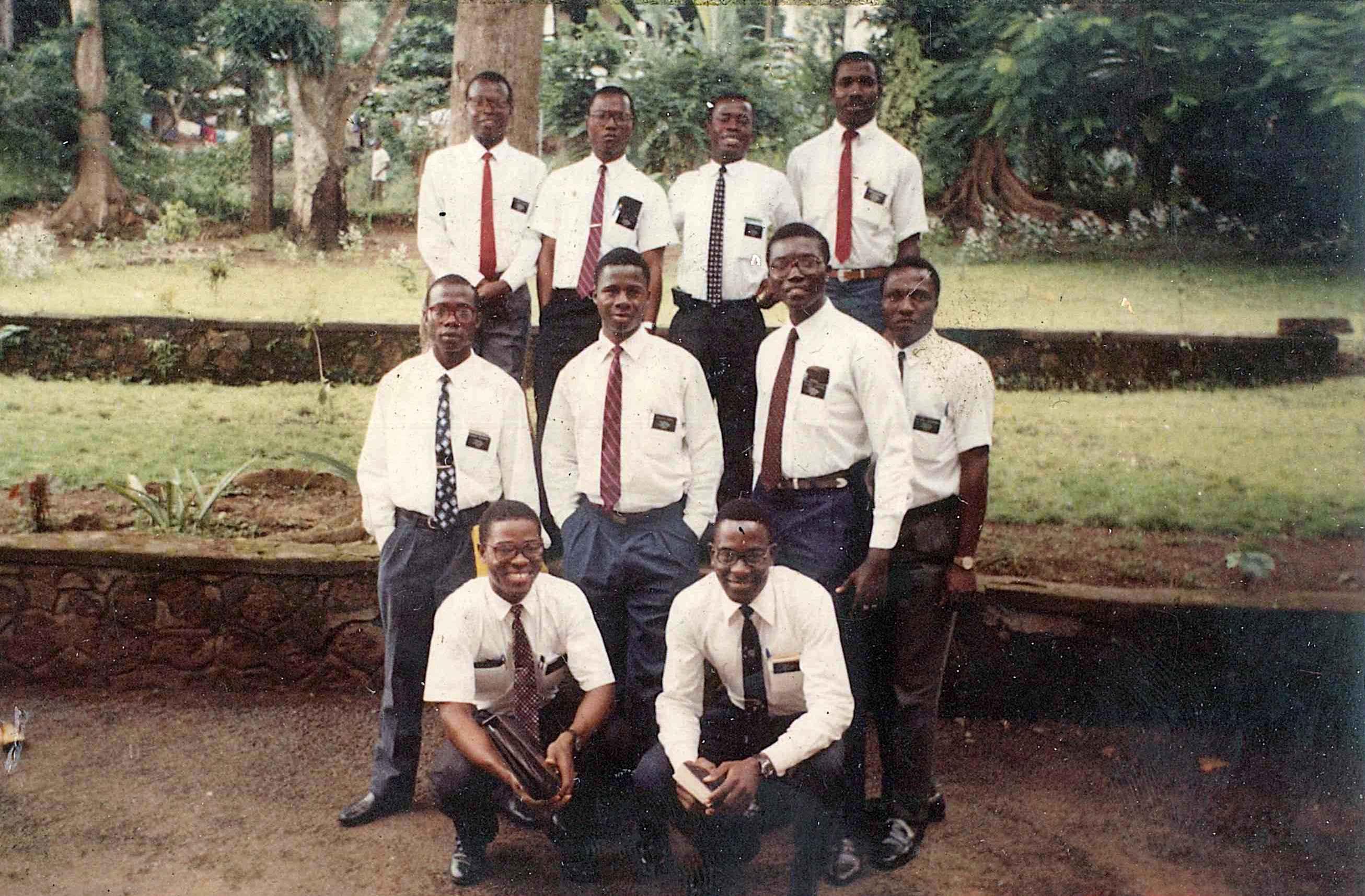 Liberian Missionaries