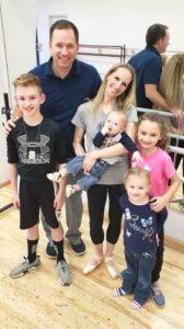 Sara Webb Bardo Family