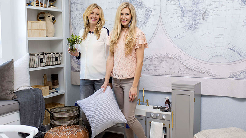 Design Twins - Heather and Heidi