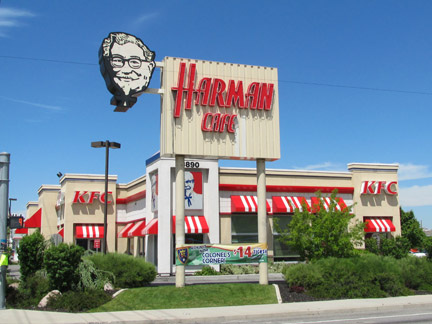 Caroline Hemenway Harman, the Latter-day Saint Who Inspired the Original Kentucky Fried Chicken