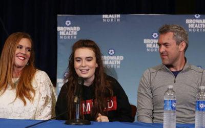 Survivor of Parkland School Shooting Turns Tragedy into Hope