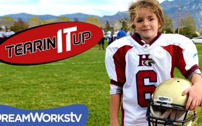 The Phenomenal Story of a 15-year-old Latter-day Saint Female Football Player
