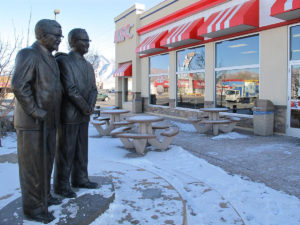 World's First KFC - Salt Lake City, Utah