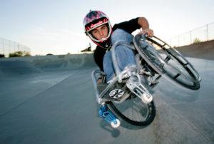 """Aaron """"Wheelz"""" Fotheringham"""