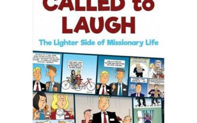 Bruce E. Dana and William G. Fortune Co-Author Book of Humor about Missionary Life