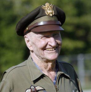 Colonel Gail Halvorsen