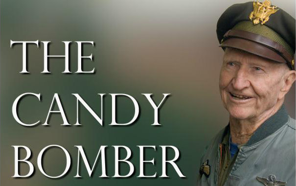 Gail Halvorsen - The Berlin Candy Bomber