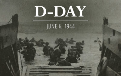 Four Latter-day Saint Servicemen and Their Experiences on 6 June 1944 — D-Day