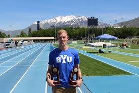 Clayton Young - NCAA Chmpion