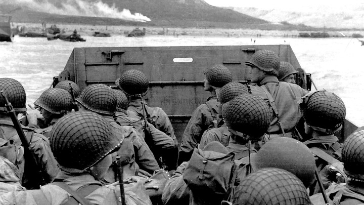 D-Day - Courage for the Battle