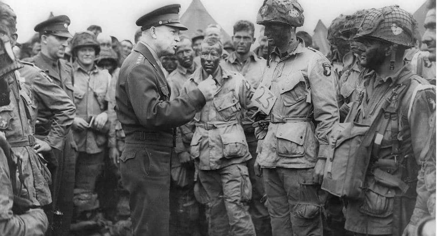 Dwight D. Eisenhower - D-Day