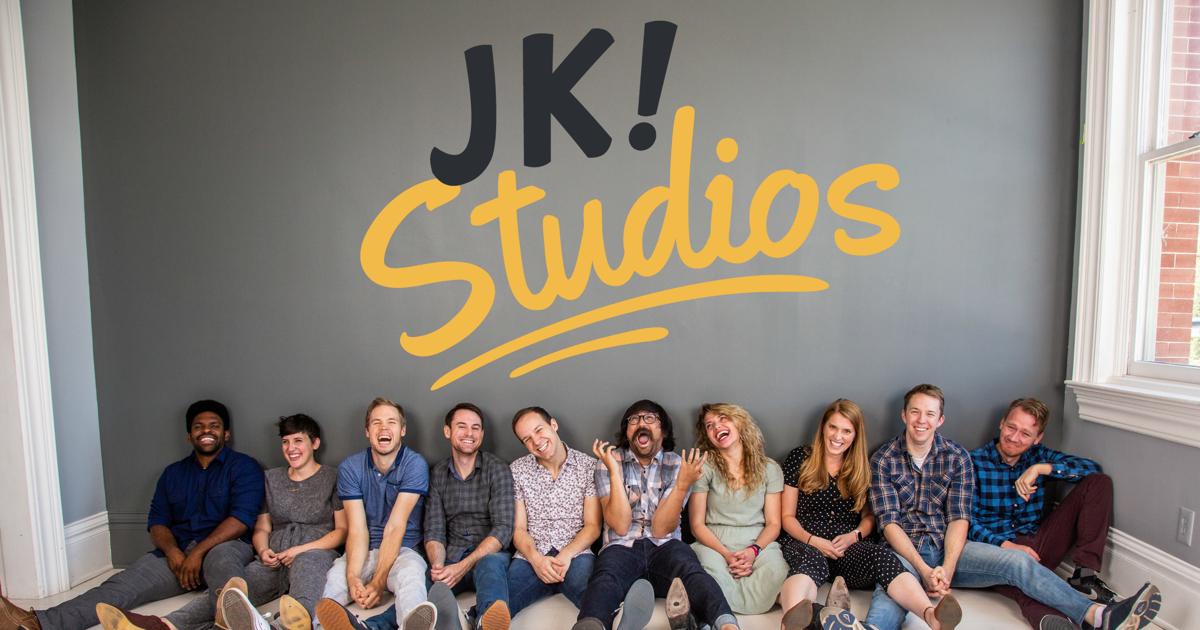 JK! Studios Cast Members