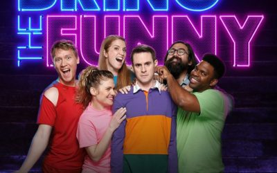 "JK! Studios Cast Members are a Hit on NBC's Reality Comedy Show ""Bring the Funny"""